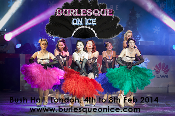 spectacular show Burlesque On Ice
