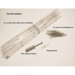 Feather Fan Stave Kits