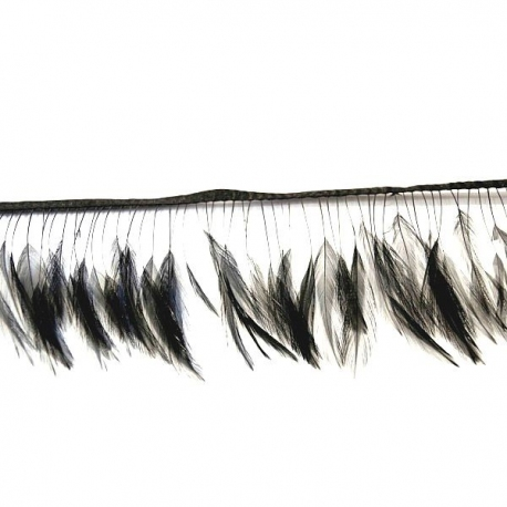 Stripped Hackle Fringe 1 Metre